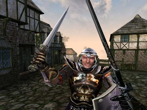 Культовую игру Morrowind портируют на Android