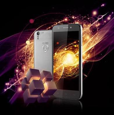 Prestigio представила недорогой 8-ядерный смартфон на Android