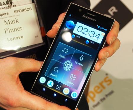 Осенний «ЛеновоПад»: китайцы готовят сразу пять смартфонов