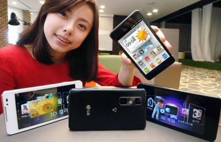 LG запатентовала новые «точки G» для Android