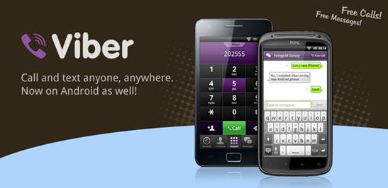 Android-версия Viber обзавелась видеозвонками