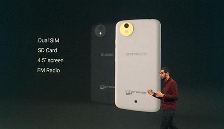 Известна дата анонса 100-долларовых смартфонов Android One