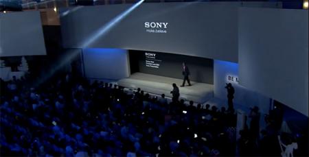 Sony представила три новинки на Android