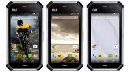 IFA 2014: CAT представила морозоустойчивый смартфон на Android