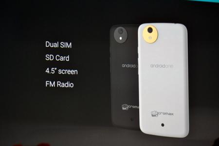 Стали известны характеристики нового Android One смартфона