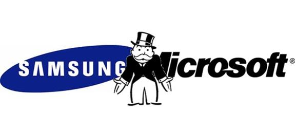 Samsung платит Microsoft $3 за каждое Android-устройство