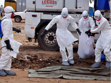 Samsung пожертвовал 3000 смартфонов Android на борьбу с вирусом Эбола