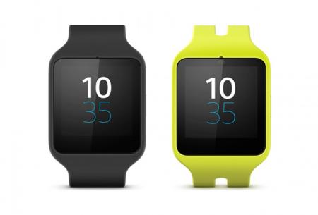 Часы Sony SmartWatch 3 уже доступны для предзаказа