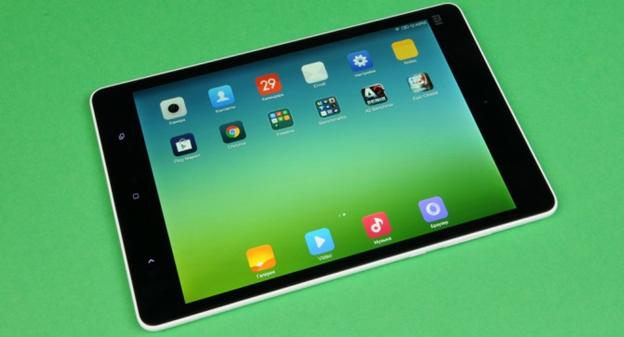 Xiaomi представит необычный 9,2-дюймовый планшет
