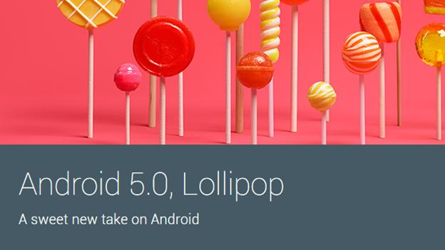 Motorola и LG бьются за Lollipop