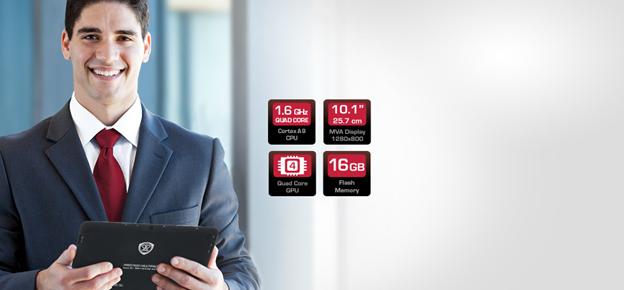 Prestigio презентовала новый ряд планшетов на Андроиде