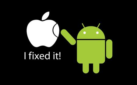 Война между Android и Apple окончена