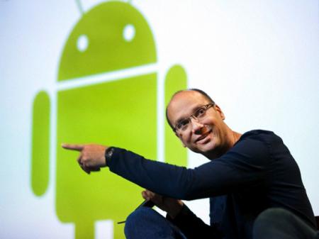 Создатель Android уходит из Google