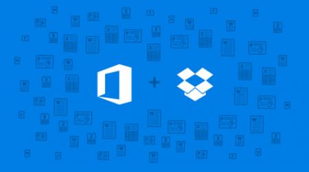Office для Android наконец-то получил поддержку Dropbox