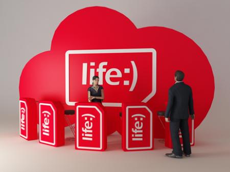 Life:) подводит итоги: 2,5 миллиона используют Android-устройства