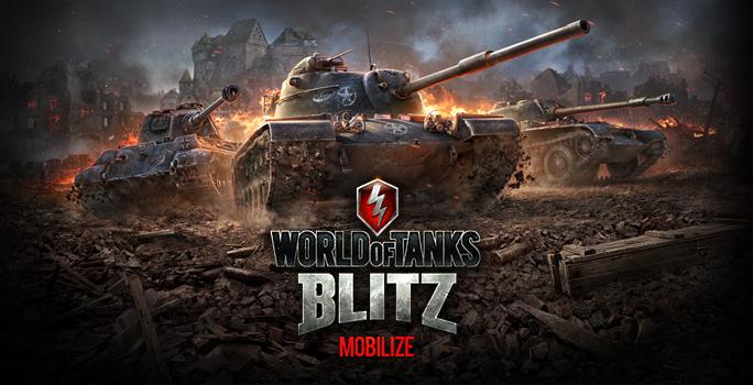 Танчики World of Tanks Blitz приехали на Android