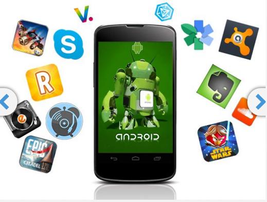 Google назвала лучшие Android-приложения 2014 года