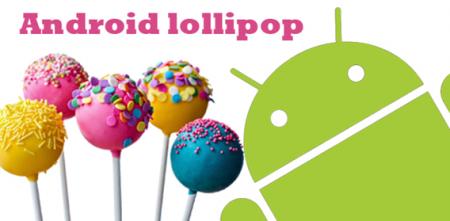 Чупа-чупс застрял: Android Lollipop 5.0 установлена всего на 0.1% мобильников