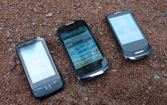 В сети Киевстар 7 миллионов смартфонов, 70% работают на Android