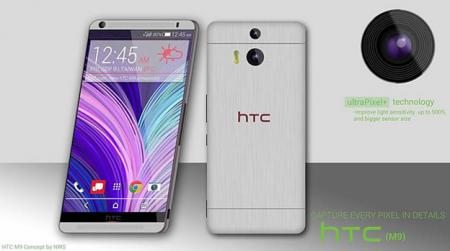 Нашумевший смартфон HTC One (M9) представят 1 марта