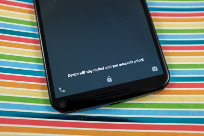 Android обзавелся разблокировкой без касаний экрана