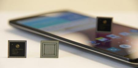 LG готовит собственный 8-ядерный процессор для Android-устройств