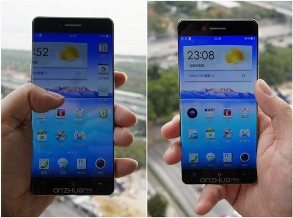 Выйди за рамки: Oppo готовит безрамочный Android-смартфон