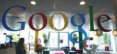 Открылся Google магазин в Лондоне
