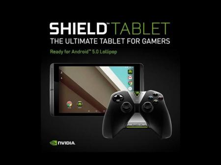 Nvidia анонсировала крутую консоль на Android 5.0