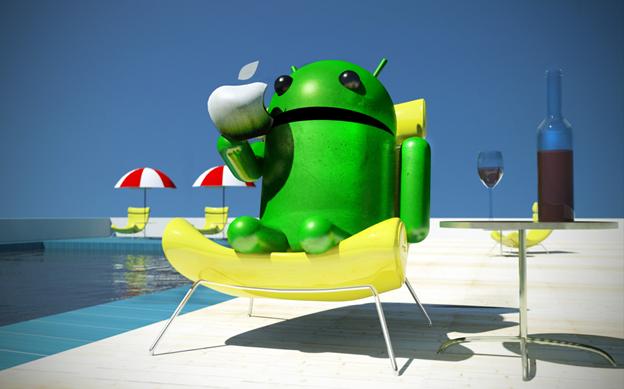 Спор о достоинствах Android привел к поножовщине
