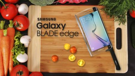 Galaxy Blade Edge