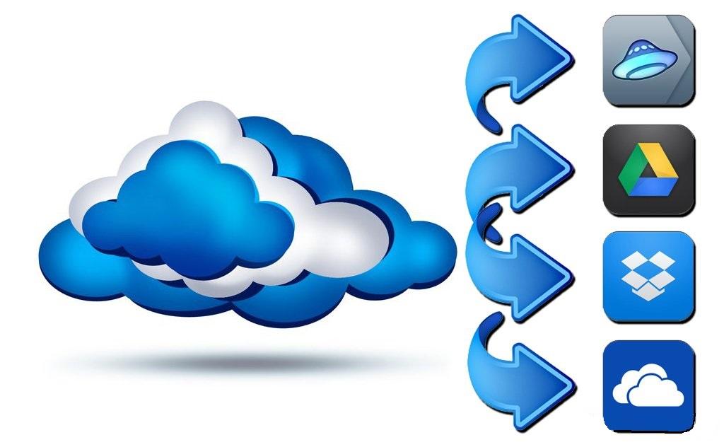 Выбираем лучшее облачное хранилище для Android
