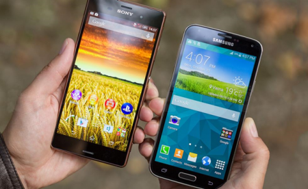 Китайцы подвинули Sony в рейтинге Android-смартфонов