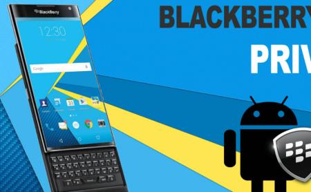 BlackBerry собирает предзаказы на собственный Android-слайдер