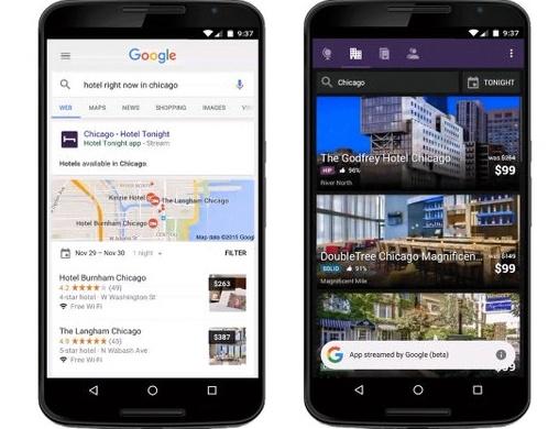 Стриминг программ от Google успешно стартовал