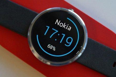 Nokia «заболела» часами на Android