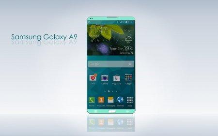 Китайцам показали Samsung Galaxy A9