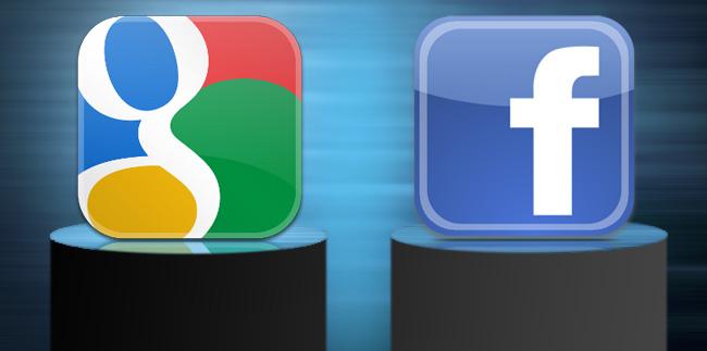 Facebook и Google опять что-то не поделили