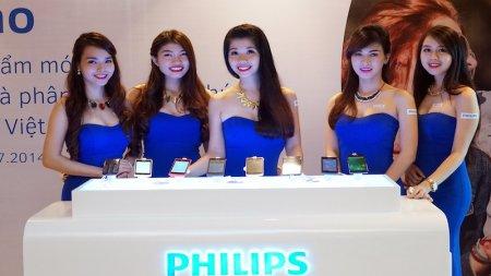 В прошивке смартфона Philips обнаружен троян