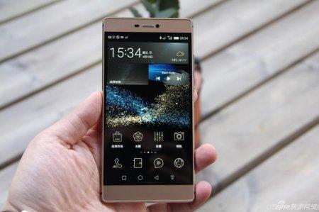 Андроид-смартфон Huawei P9 прокачают 6 Гб ОЗУ