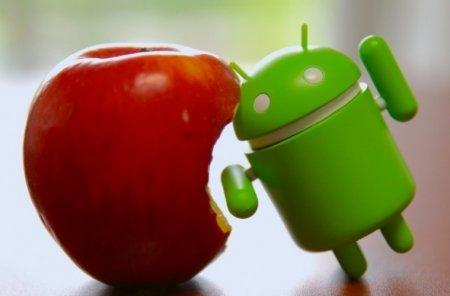 Android в Европе снова подрос