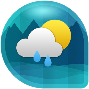 Виджет Погода и Часы – Android
