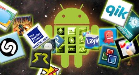 Названы лучшие программы за всю историю Android