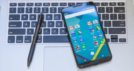 Google назвала лучшие российские программы Android 2016