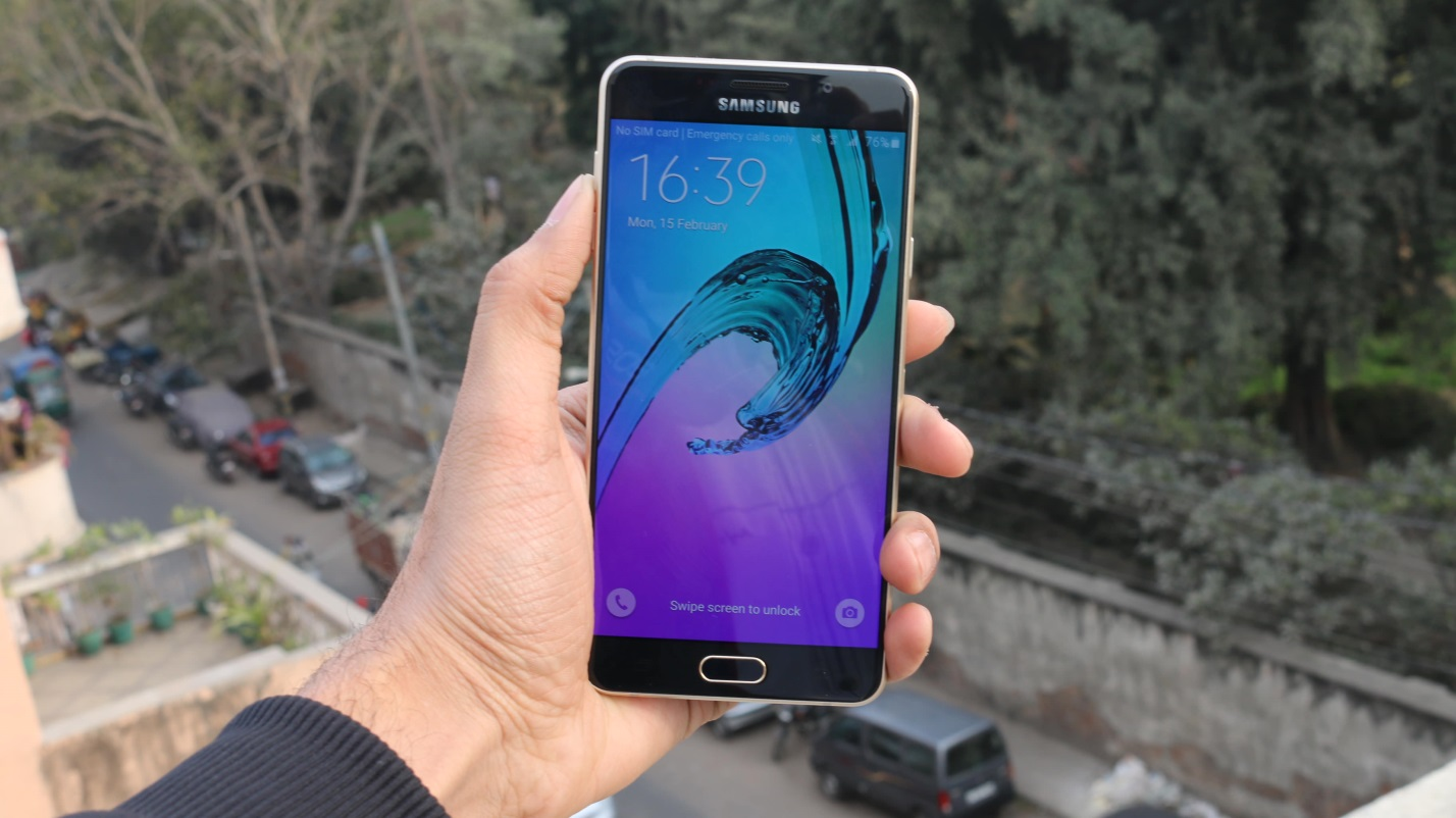 Galaxy On 7 представлен официально